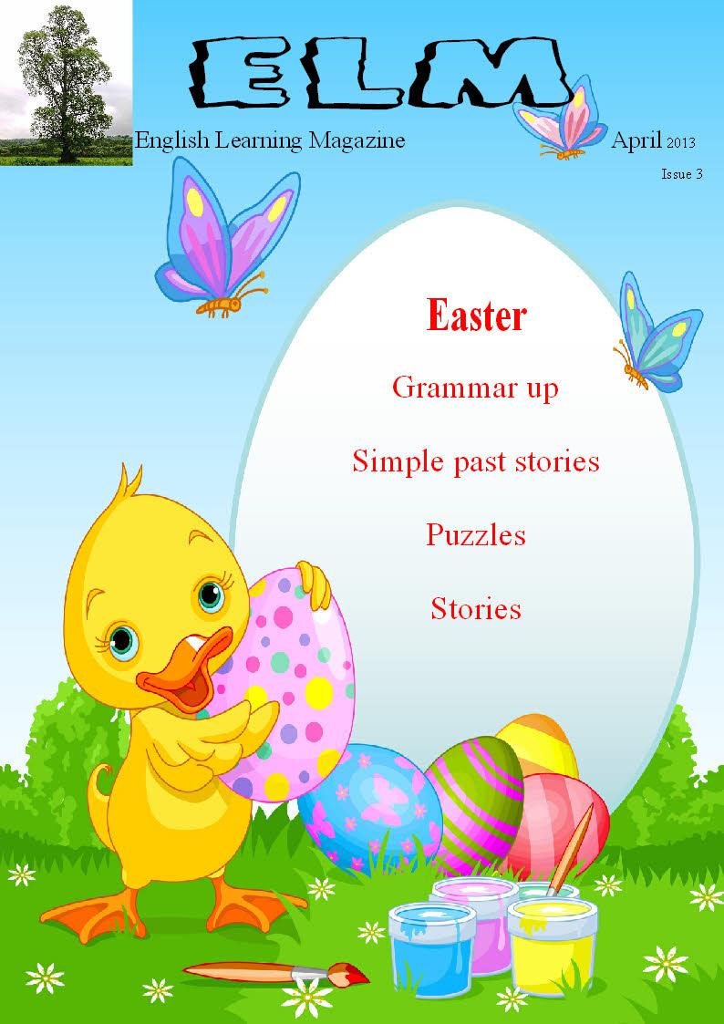 ELM 3 magazine