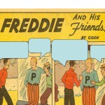 Freddie and his Friends comic story