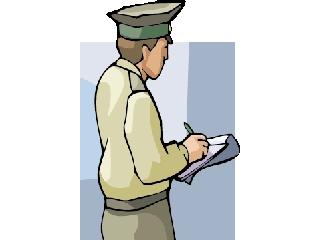The Poetical Policeman - intermediate graded reader