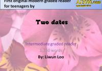 Two Dates original graded reader